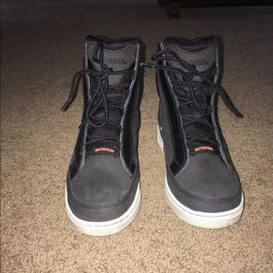 Harley-Davidson riding shoes